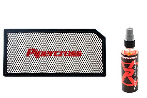 Pipercross Luftfilter+Reiniger kompatibel mit VW Golf V (GTi) 1K / 5M 2.0 TFSi 230 PS 11/06-09/09