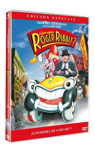Quién engañó a Roger Rabbit? [DVD]