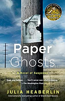 Paper Ghosts by Julia Haeberlin (15 May) A- All About Romance