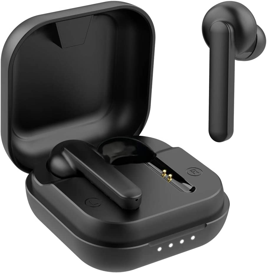 Willful Ecouteur Bluetooth Sans Fil Oreillette Bluetooth 5.0 Sport Tactile avec Micro Intégré HiFi Stéréo Autonomie 50h Indicateur de Batterie...