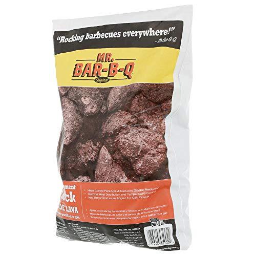 7lb bag of Lava Rock