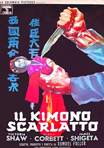 The Crimson Kimono Movie Poster Masterprint (60,96 x 91,44 cm)