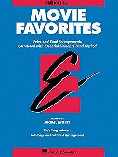 Essential Elements Movie Favorites: Baritone T.C.