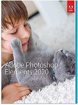 [OLD VERSION] Adobe Photoshop Elements 2020 [PC/Mac Disc]