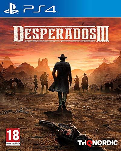 Desperados III para PS4
