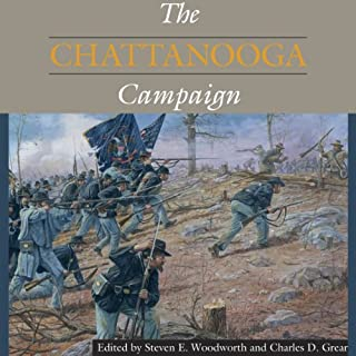 The Chattanooga Campaign audiobook cover art
