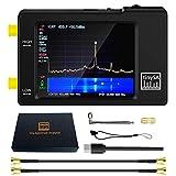 Portable TinySA Spectrum Analyzer, Allead Handheld Tiny Frequency Analyzer 100kHz to 960MHz...