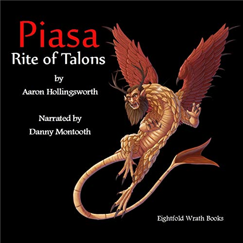 Piasa: Rite of Talons audiobook cover art