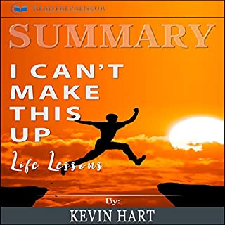 Summary: I Can't Make This Up: Life Lessons audiobook cover art