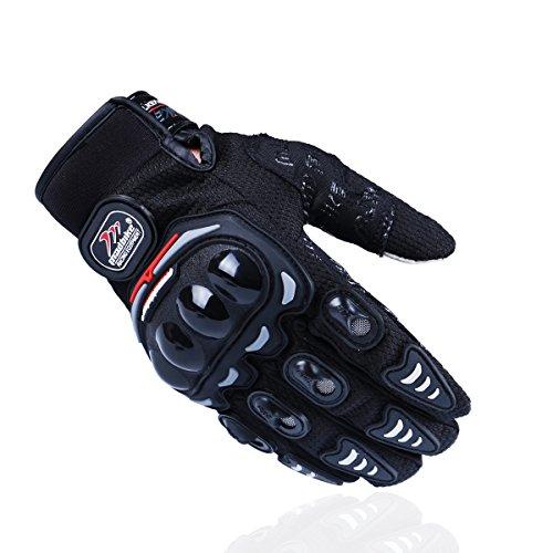 Madbike Sommer Motorrad Handschuhe Touch (XXL)