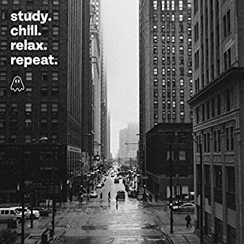 Study Chill Relax Repeat