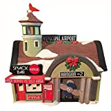 Coca Cola Holiday Town Square Collection Municipal Airport CF1140