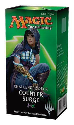Counter Surge MTG Magic The Gathering Challenger Deck - 75 cards