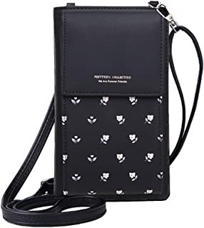 97b54957b7f5 Amazon.com: all in one crossbody phone bag