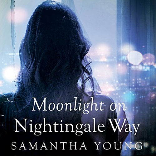 Moonlight on Nightingale Way audiobook cover art