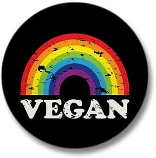 vegan buttons pins