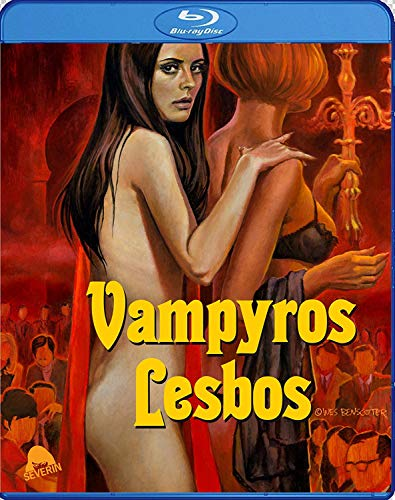 Vampyros Lesbos [DVD] [Blu-ray] [Reino Unido]