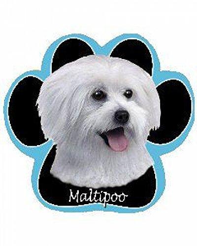 E&S Pets Maltipoo Non Slip Paw Shaped Mouse P