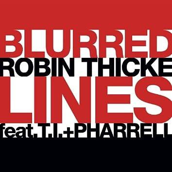 Blurred Lines (UK Version)