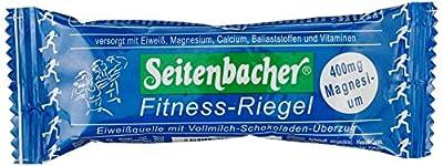 Seitenbacher Fitness-Riegel Schoko 50g