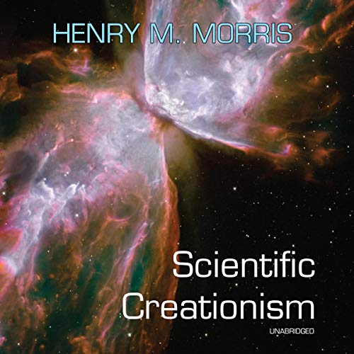 Scientific Creationism audiobook cover art