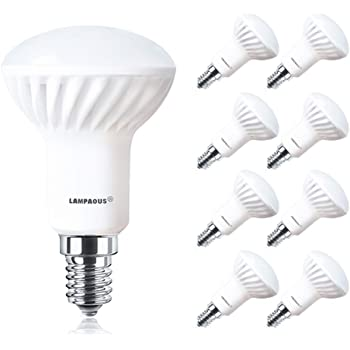 R50 Reflector Spotlight SES E14 Edison Screw LED Light Bulb Lamp 6x 6W =40W