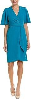 فستان دونا مورجان صناعي للنساء - مقاس متوسط