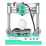 BLIENCE 3D Printer,99% Pre-Assembled Entry-Level Printer,Desktop Mini 3D Printer DIY kit for Kids,Beginners,Adults,Education with 10M 1.75mm PLA Filament,Printing Size100x100x100mm(Model: K1)