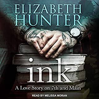 Ink: A Love Story on 7th and Main audiobook cover art