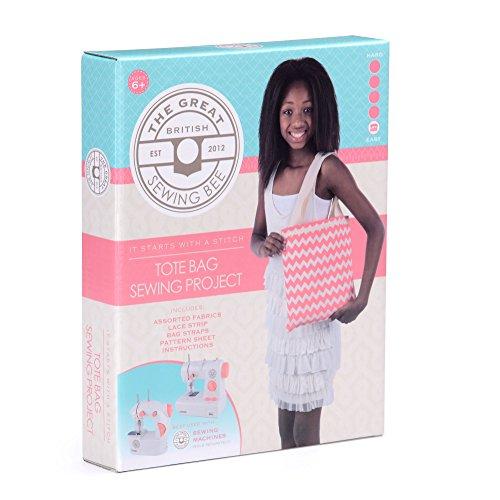 Toyrific Great British Nähen Bee Tasche Kit
