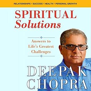 Spiritual Solutions audiobook cover art