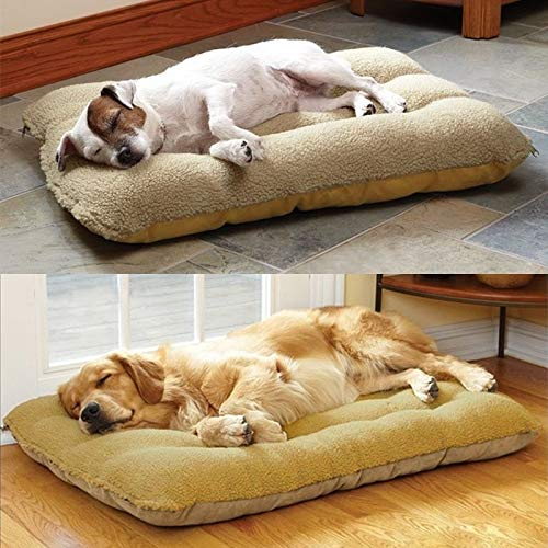 YangJinShan Winter-Hundebett-Matratze verdickte Haustier-Katzen-Mat weiche warme...