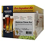 Brewer's Best - Home Brew Beer Ingredient Kit (5 Gallon), (American Cream Ale)