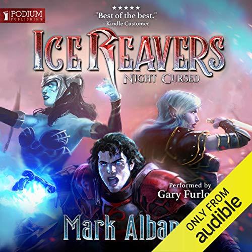 Night Cursed audiobook cover art
