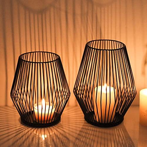Amengni -   Kerzenständer, 2er