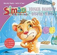 Simão, o Pequeno Leão 8: Tomar Banho? Outra Vez? (Portuguese Edition)