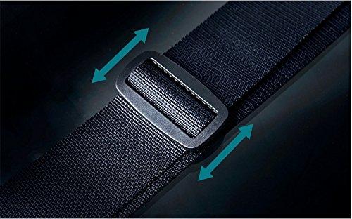 Primi naranja ajustable equipaje vinculante correa Embalaje maleta cinturón banda con...