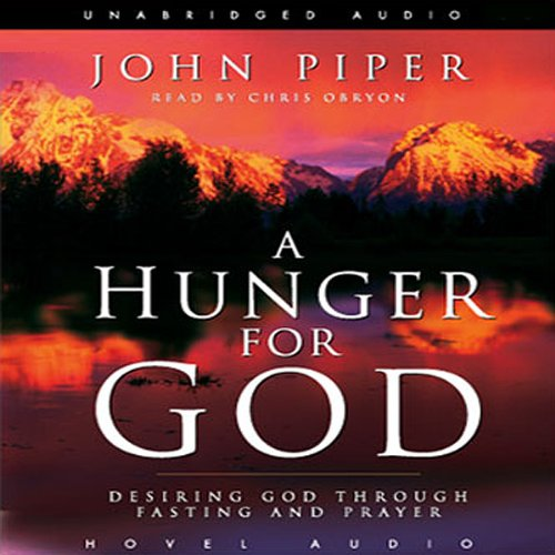 Hunger for God audiobook cover art