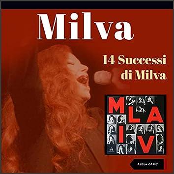 14 Successi Di Milva (In Memoriam (Album of 1961))