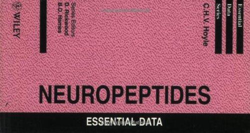 Neuropeptides: Essential Data (Essential Data Series)