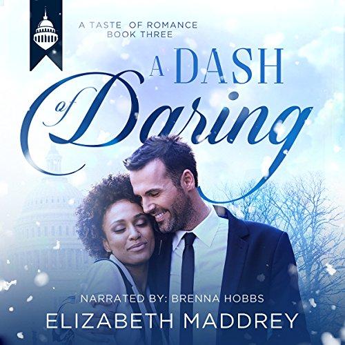 Couverture de A Dash of Daring: Contemporary Christian Romance