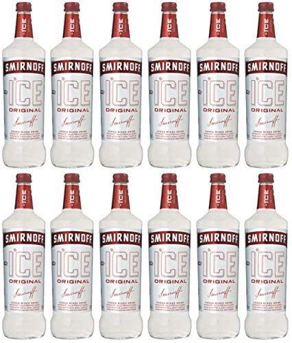 Smirnoff Ice 4% Vol. 12 x 0,7 Liter Flaschen