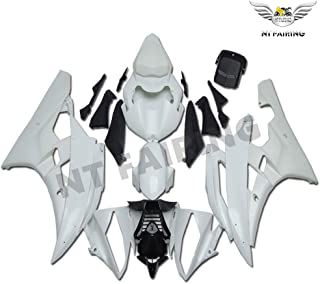 NT FAIRING Unpainted Injection Mold Fairing Kit Fit for YAMAHA 2006 2007 YZF R6 Bodywork 06 07