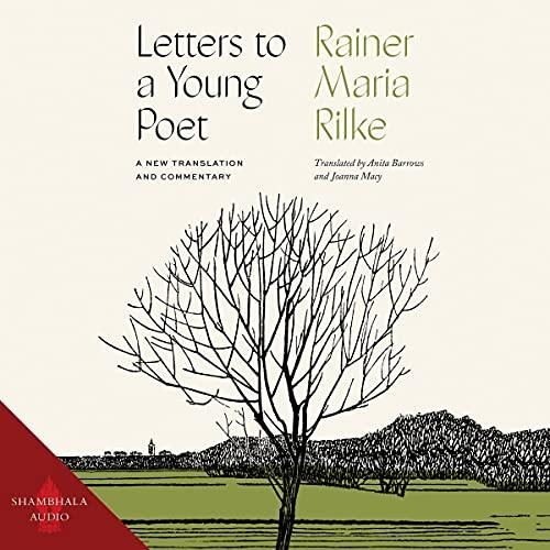 Letters to a Young Poet Audiobook By Rainer Maria Rilke, Anita Barrows - translator, Joanna Macy - translator cover art