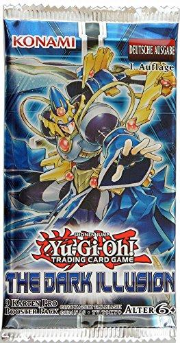 Yu-Gi-Oh! Dark Illusion 1 Booster