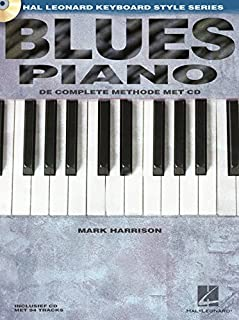 Blues Piano (NL) – Piano – Book + CD