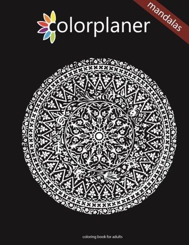 Colorplaner - mandalas: Volume 1