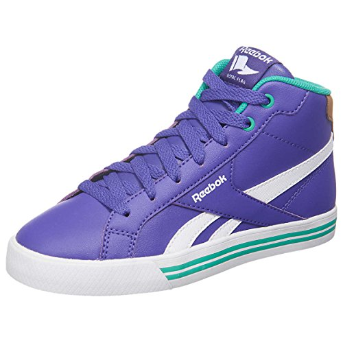 Reebok ROYAL Complete MID Kinder Sportschuhe HI Sneakers, Hi-Top, EU 31, lila
