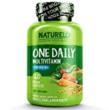 NATURELO One Daily Multivitamin for Men 50+ - with Whole Food Vitamins