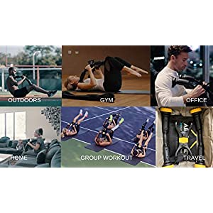 AbXcore for Abs Workout - Ab Machine Exercise Equipment for Home Gym. Resistance Abdominal Muscle Toner, Adjustable Ab Trainer & Portable Ab Workout Equipment. Core Workout Abs Machine with Bag + App